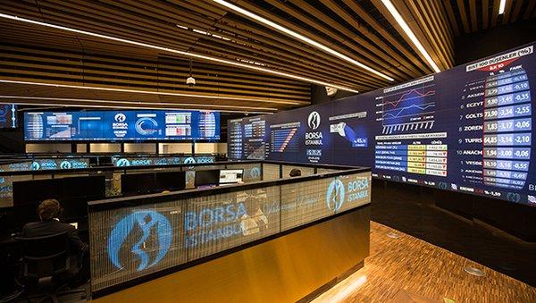 Borsa İstanbul'da yabancı alımları görülmeyecek