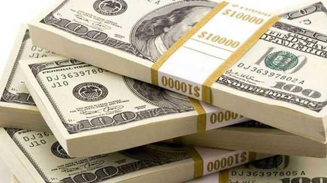 Dolar/TL,  4.10 seviyesinin altına geriledi
