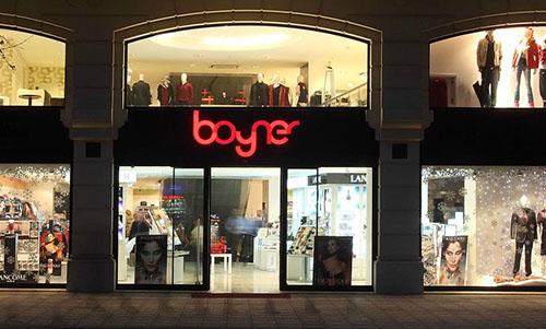 Boyner'den Araplara satış