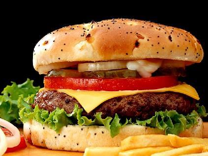 Bir hamburger için ne kadar çalışmak gerek